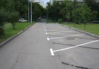 Парковки в Москве станут короче